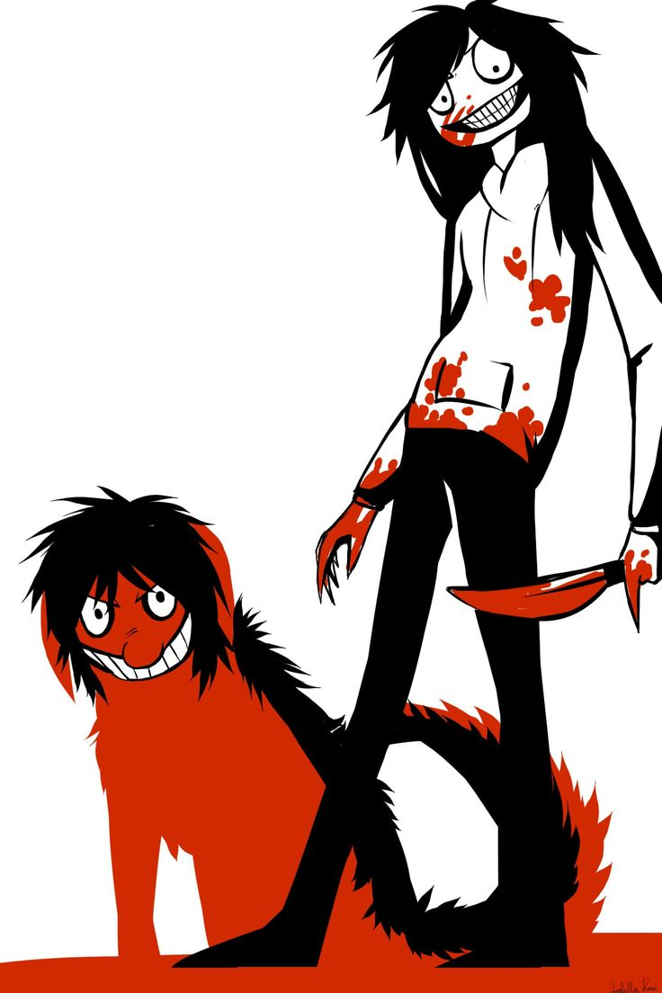 Pictures Of Jeff The Killer And Smile Dog