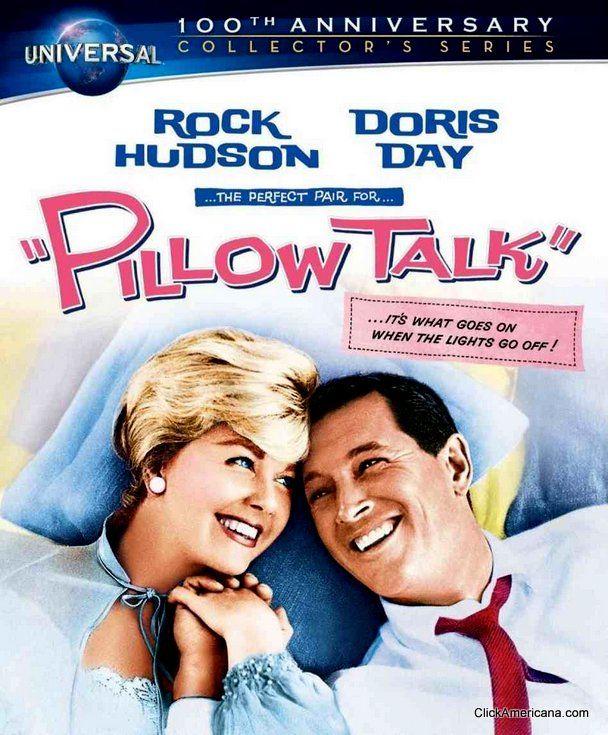 Pillow Talk 1959 Film | Movie review & trailer: Pillow Talk (1959)
