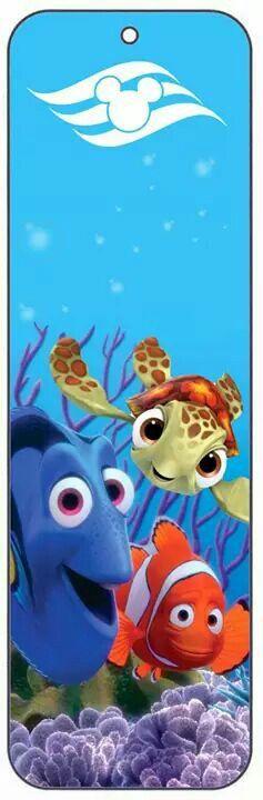 Bookmark Finding Nemo