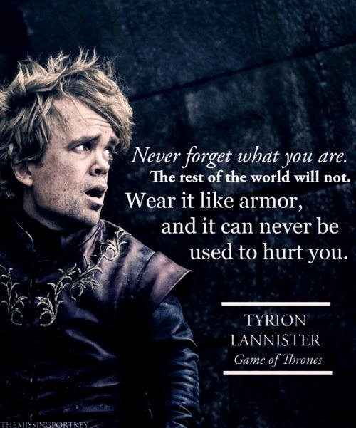 Love Tyrion !