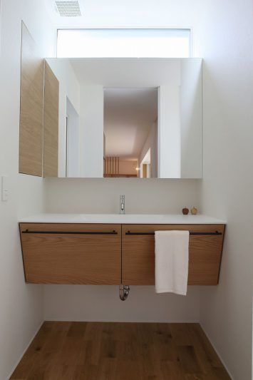 2つの表情が織り成す家 - 施工事例 設計事務所とはじめる家づくり・注文住宅・自由設計の[neie(ネイエ)] | 名古屋 一宮 富山 高山