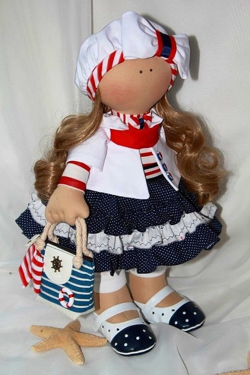 Одноклассники Sailing doll