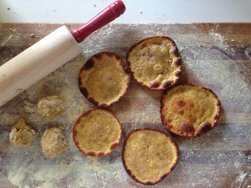 Homemade Poppadom #recipe