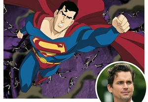 Superman: Unbound  starring Matthew Bomer (White Collar) as Superman and Castle stars Stana Katic and Molly C. Quinn as Lois Lane and Supergirl