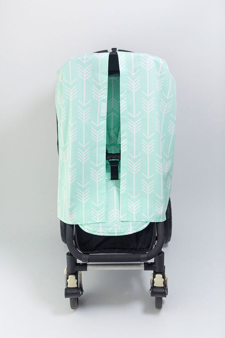 Keep baby a nicely shaded place to sleep in when out and about with Bambella Design's gorgeous pram swag covers.