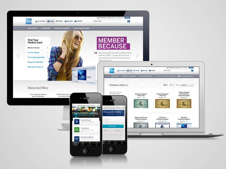 """Huge partnered with American Express to create """"Member Because,"""" which lets prospects understand the rewards and benefits available from the Card through stories of existing Cardmembers."""