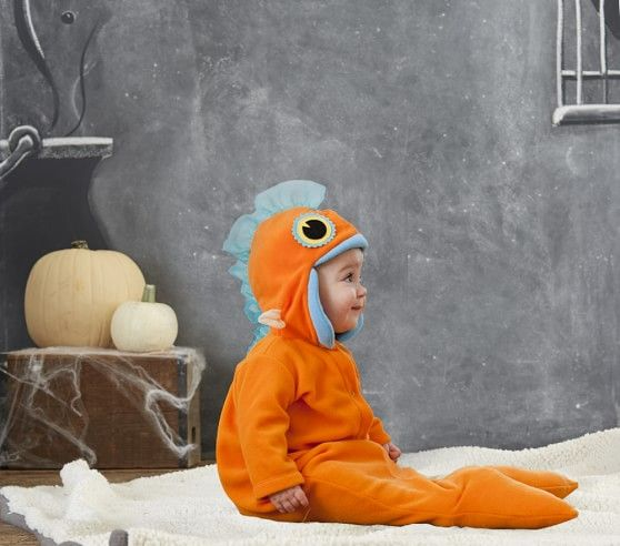 Baby Goldfish Costume | Pottery Barn Kids