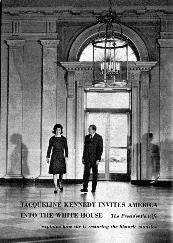 Tv Guide February 10 1962 The White House Tour 4 Of