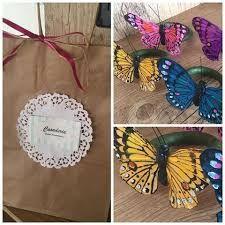 Resultado de imagem para porta de guardanapo de borboleta