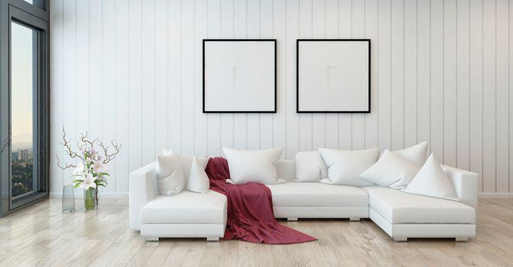 Easyregency panels with minimalist art, love the look.