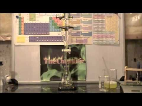 how to make Magnesium hydroxide (aka milk of magnesia) - YouTube