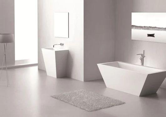 Marmorin Tebe termékcsalád Minimalista stílussal nagyszerűen, párosítható ez a termékcsalád, kifejezett, letisztult vonalainak köszönhetően. Ha te is a szögletes vonalak szerelmese vagy, látogass el weboldalunkra, és ismerd meg jobban a Tebe termékcsalád, méretit, árát és további részleteit! www.marmorin.hu #öntött_márvány #márvány #fürdőszoba #mosdó #kád