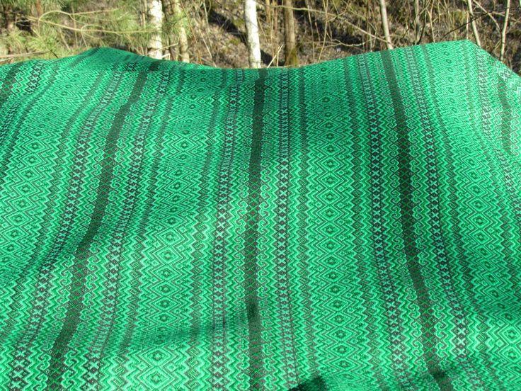 Ткань ПРИБАВА малахит. Орнамент тканый по ширине ткани. Двухсторонний. Ширина ткани 1,5м. Цена 700 руб. м./п.