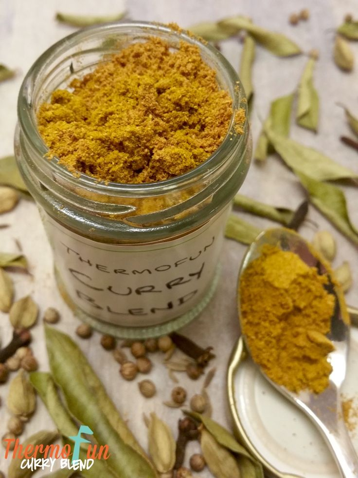 Thermomix Curry Blend Recipe - ThermoFun