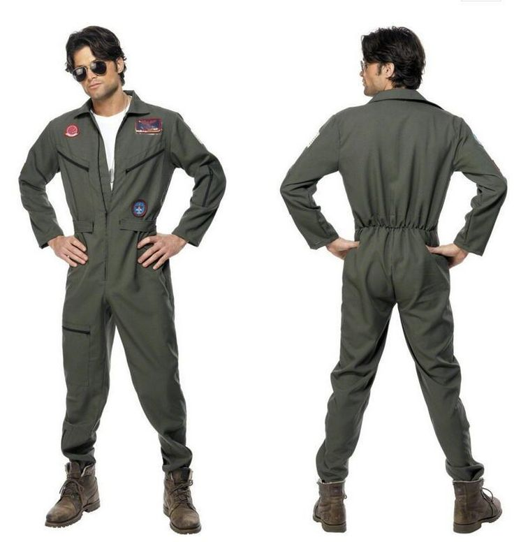 Male Role Playing American Air Pilot Clothing Europe And The United States Sell Like Hot Cakes Firefighter Clothing Foreign Trade From Sakura0821, $52.49 | Dhgate.Com