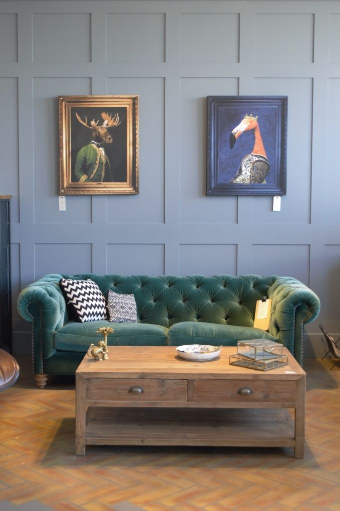 Interiors store, Rose & Grey, have just opened their showroom in Altrincham, Manchester. Clickthrough for interiors goals!