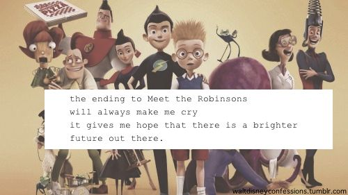 Meet the Robinsons is so one of my all time favorite Disney movies.