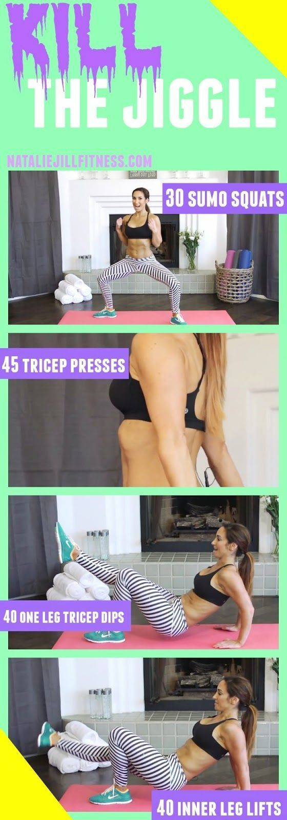 Kill The Jiggle Workout