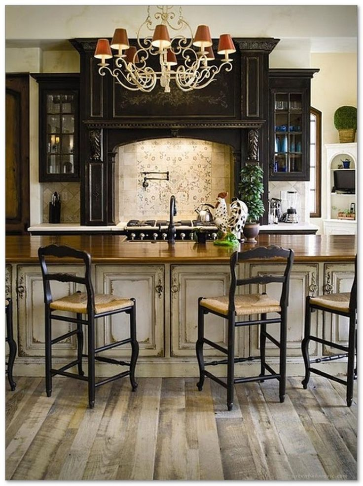 60 French Country Kitchen Modern Design Ideas 15 Beautiful Home Ideas Pinterest Kitchen