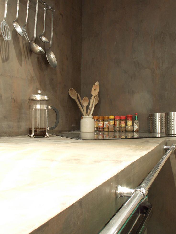 Best 20 enduit ciment ideas on pinterest texture sol enduit platre and enduit de finition for Beton cire sur mur en platre