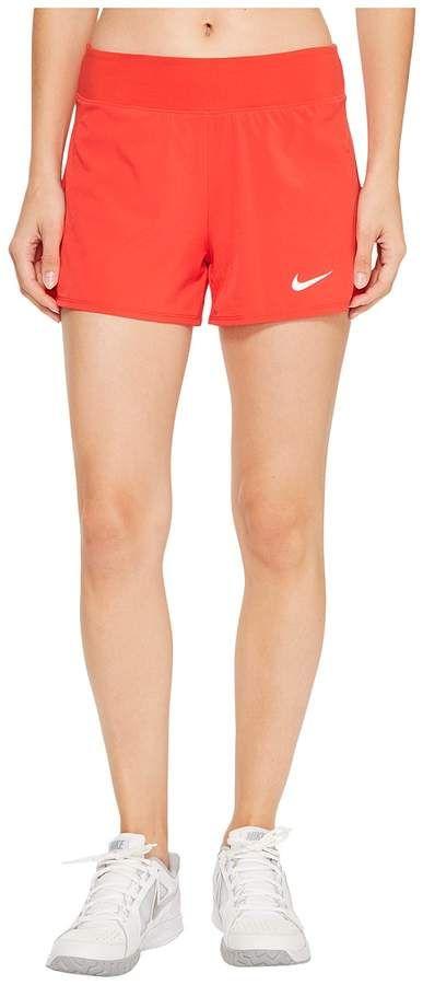 cae3ef76d0212 Nike Court Flex Pure Tennis Short Women s Shorts
