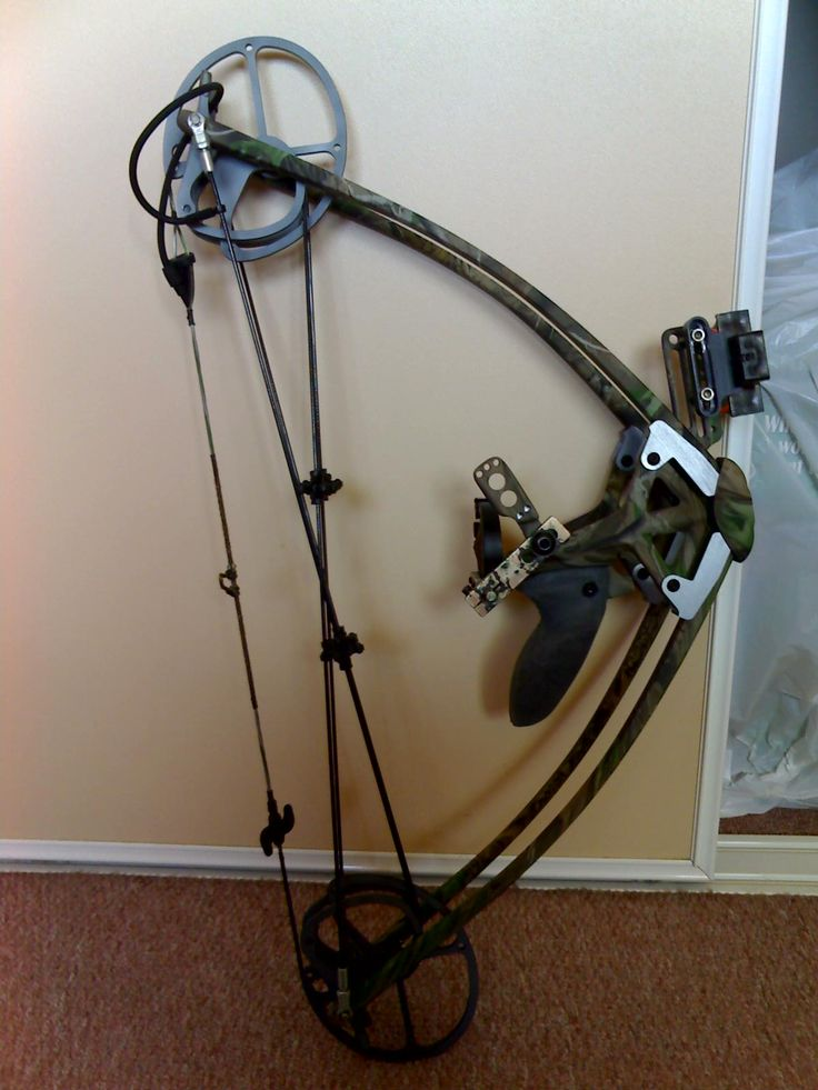 ultra compact compound bow