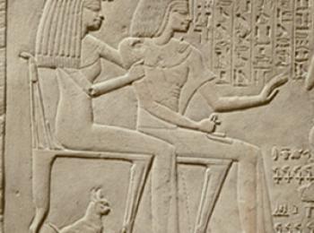 Waar komt de huiskat vandaan? Egyptenaren waren één van de eerste die huiskatten erop nahielden. Piramide afbeeldingen met katten die muizen vangen.