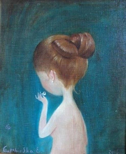 Painting by © Gapchinska