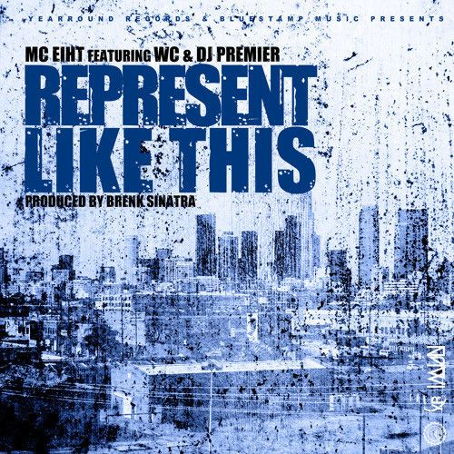 """Left Coast icon MC Eiht is preparing his new album Which Way Iz West with executive producer DJ Premier for a June 9th release, and this week he shared the project's lead single """"Represent Like This"""" featuring the one and only WC. Check it out below and look for the new LP to feature appearances from the likes of B-Real, Xzibit, Kurupt, Lady Of Rage, The Outlawz, Compton's Most Wanted and Bumpy Knuckles. Click to listen..."""