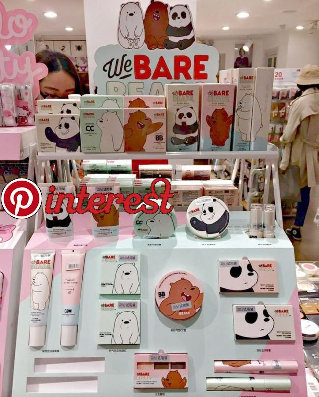 K-Beauty News – Missha Kollektion x We Bare Bears – K-Beauty, asiatische und koreanische Kosmetik, Kawaii Universe – Beauty Star