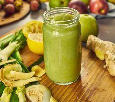 Recept na zdravé smoothie: Zeleninový vrah toxinů
