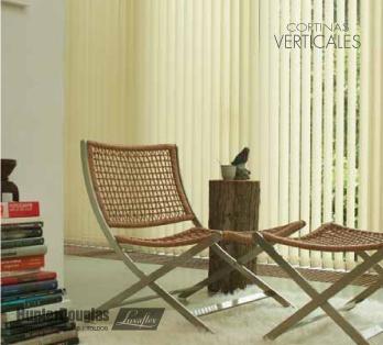 Cortinas Verticales HunterDouglas Luxaflex®