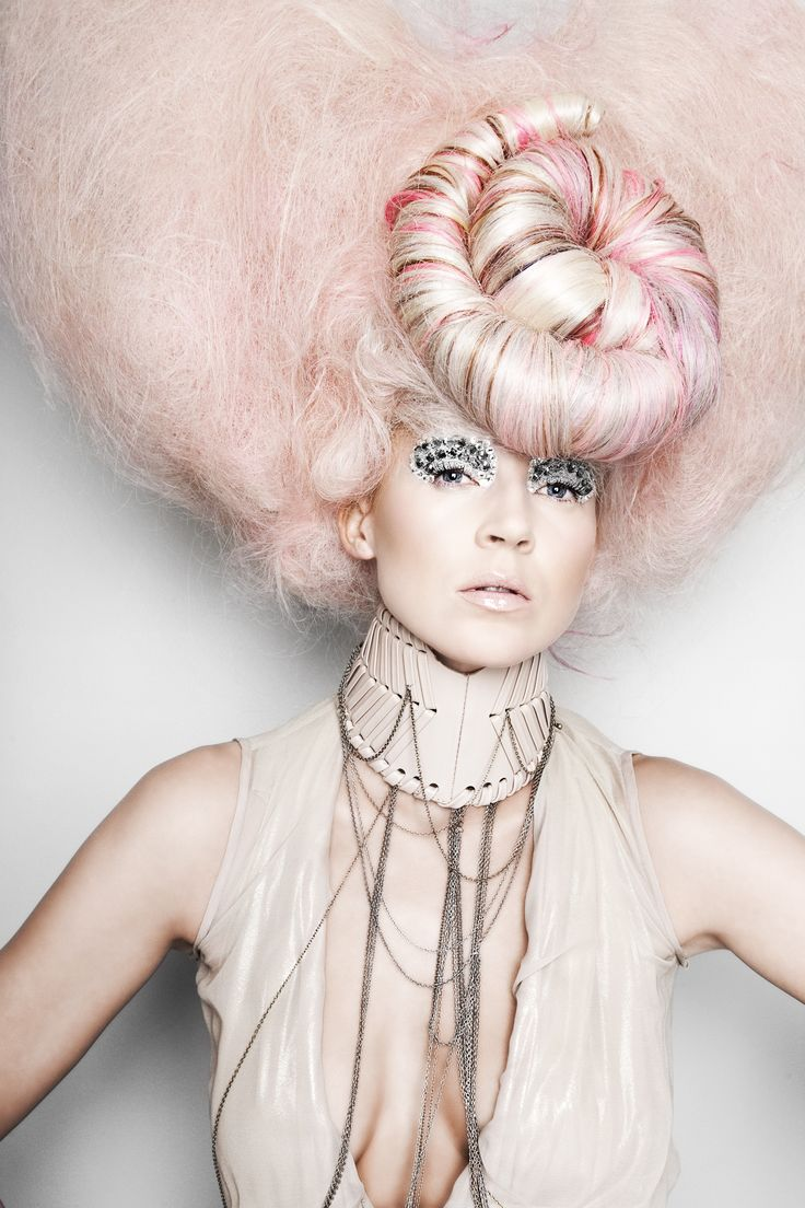 Incredible Styling by Brown Sugar L'Oréal Colour Trophy-pin it by carden