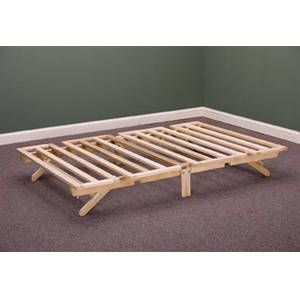 Solid Wood Folding Bed Frame 797