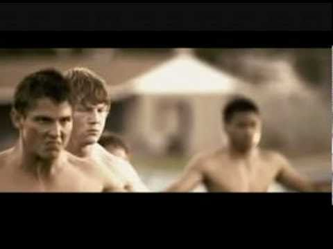 Inspirational Video:    Movies: Forever Strong, Pursuit of Happyness, Miracle, Any Given Sunday, Friday Night Lights, Rocky, Gladiator, Shawshank Redemption, Remember the Titans    Song: Everyday, Carly Commando