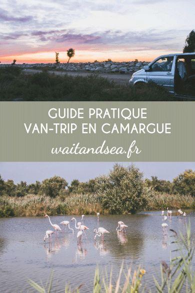 Découvrir la Camargue en Van : tous nos conseils et astuces, mais aussi toutes les informations sur les visites, les leux à découvrir et les écuries éthiques.
