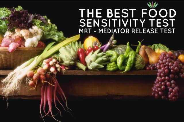 I feel it is important to get the best food sensitivity test like the MRT - the mediator release test. Food sensitivities affect 75% of the population, so it makes sense to test for food sensitivities. They can cause serious health issues and weight gain.