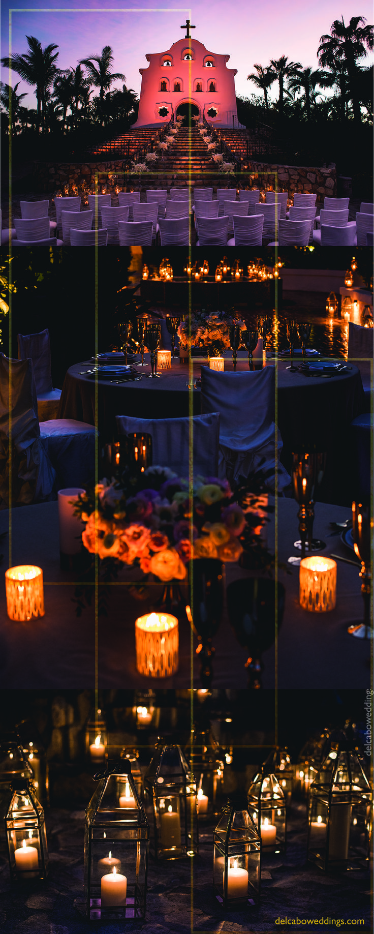 Metallic wedding ideas! Check out our board for amazing inspiration!