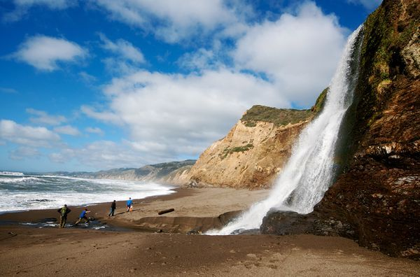 One of the world's best picnic spots- and this one is doable!!  Point Reyes National Seashore, Point Reyes Station, California