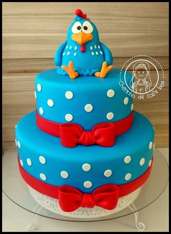 Resultado de imagen para lottie dottie chicken fondant cakes