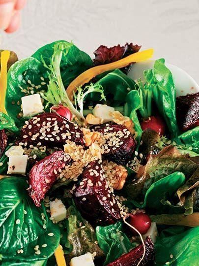 Pancar salatası Tarifi - Diyet Yemekleri Yemekleri - Yemek Tarifleri