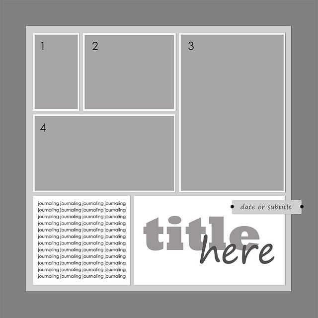 125 best Sketches for Layouts, Cards, Etc images on Pinterest