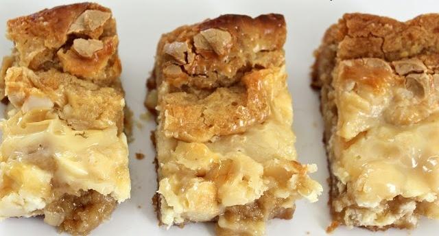 White Chocolate Macadamia Nut Bars | Sweet Tooth | Pinterest