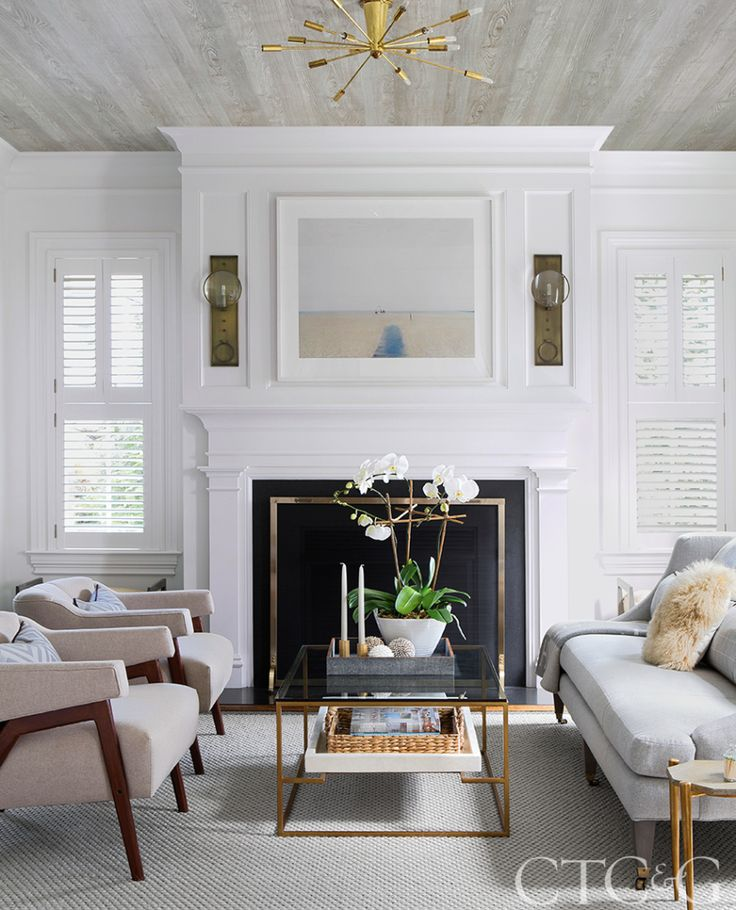 House Tour: Greenwich Colonial