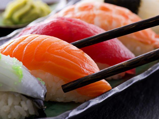 Resto pas cher Nantes  - Le Soleil levant restaurant japonais