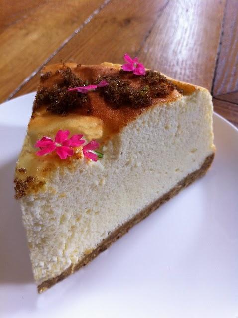 Gâteau au fromage blanc, c'est un peu le must du gâteau light.