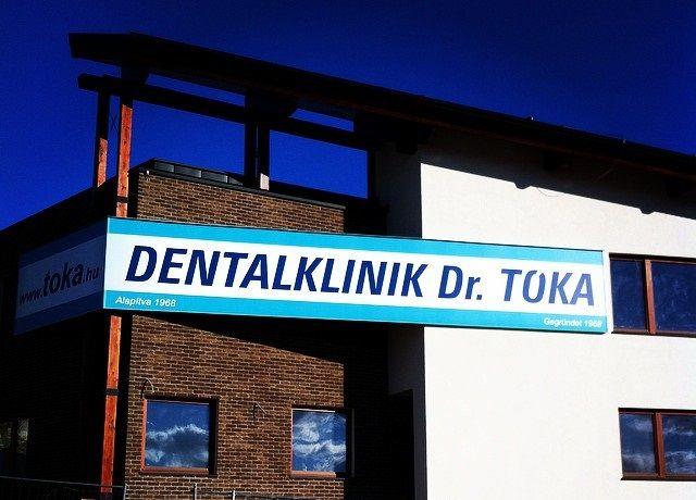 Dentalklinik Dr. Toka Lackner K. Str. 62/B