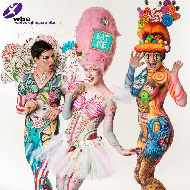 Now available: Artist Information in English for another  #wbproduction organized event in #leipzig in April http://leipzig.wb-association.org  Registration are still possible. #wba #bodypainting #contest