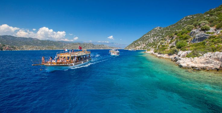 44 incredible views you'll only find on Turkey's Turquoise Coast