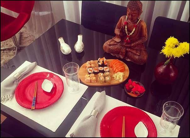 8 Inspiracoes Para Noite Do Sushi Dia Dos Namorados Com Imagens
